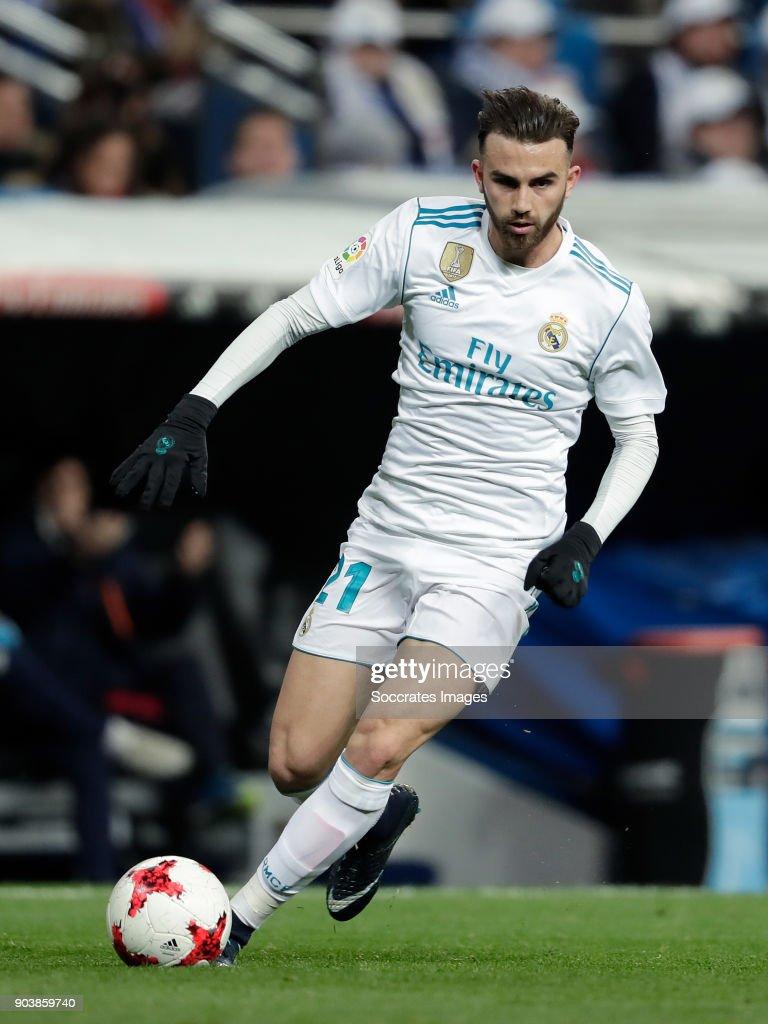 Real Madrid v Numancia - Spanish Copa del Rey : News Photo