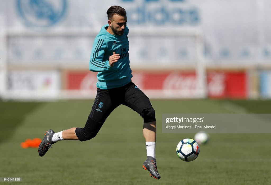 Real Madrid Training and Press Conference : Nieuwsfoto's