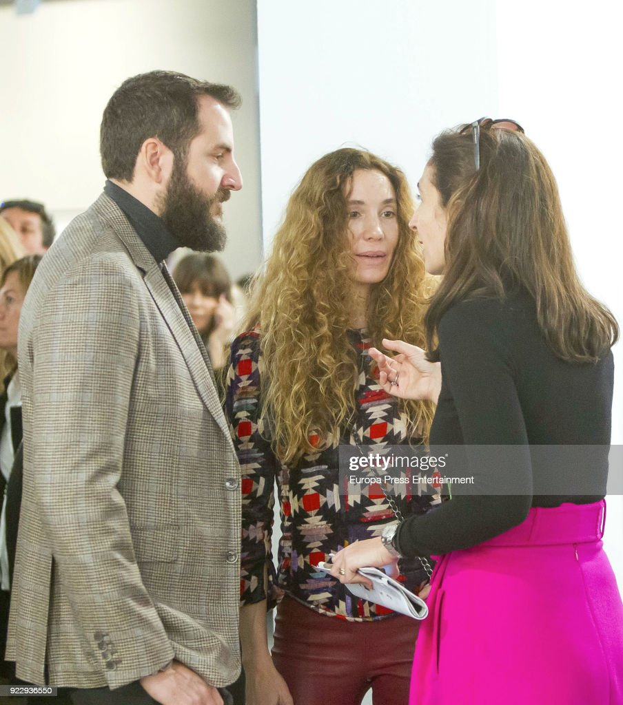 Celebrities Attend ARCO 2018 In Madrid - February 22, 2018