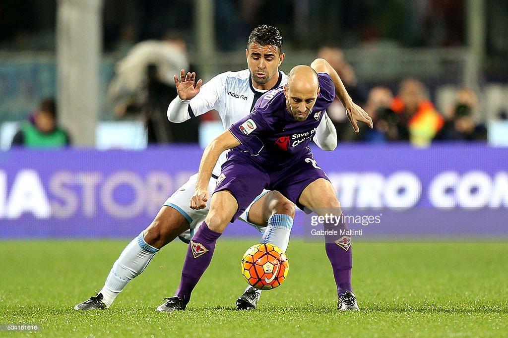 ACF Fiorentina v SS Lazio - Serie A : News Photo