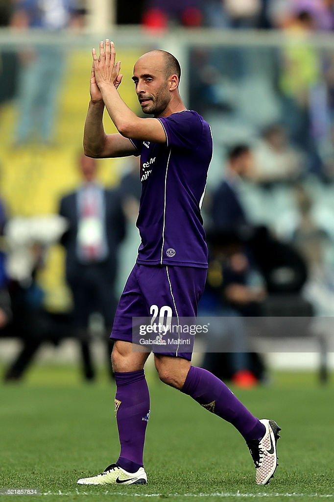 ACF Fiorentina v US Sassuolo Calcio - Serie A