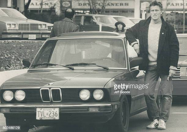 Borje's BMW Toronto Maple Leafs' defenceman Borje Salming currently is driving around in a BMW 528e a really good car he says But now he's thinking...