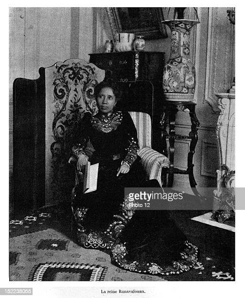 Born 22nd November 1861 in Amparibe and died in exile in Algeria 23rd May last queen to reign in Madagascar
