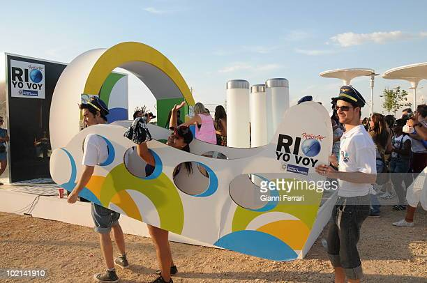 Born in 1985 in Rio of Janeiro ekl musical festival ' Rock in Rio ' has turned into the most important of the world This year has been in Spain in...