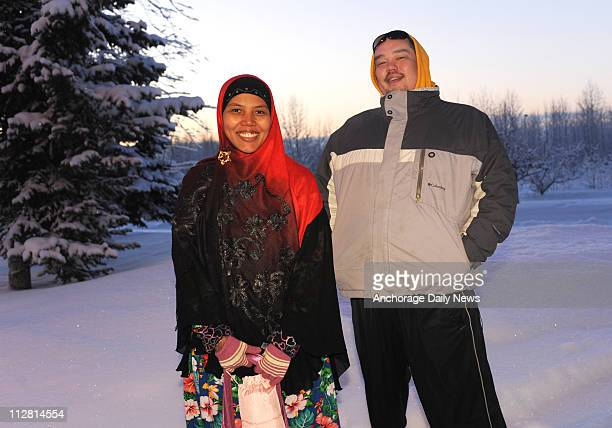 Born in the United States but separated from her mother at a young age Halimah Hajar of Malaysia left has returned decades later to reunite with Kata...