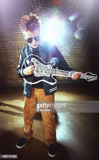 Geboren ein rockstar