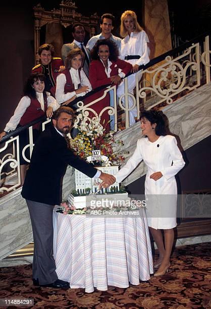 HOTEL Born To Run 100th Episode Celebration Airdate November 7 1987 L