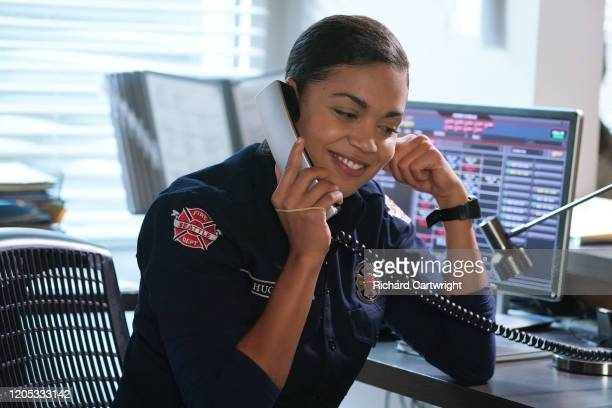 "Born to Run"" - The Station 19 crew responds to a drunk driver scene. Meanwhile, Dean receives advice from Pruitt on a difficult situation, and..."