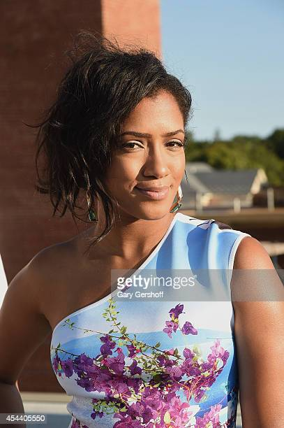 Born To Style' cast member Kristen Brown attends Housing Works Labor Of Love on August 30, 2014 in Sag Harbor, New York.