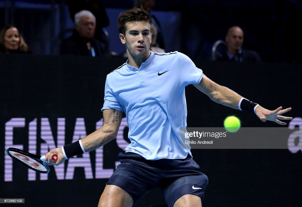 Next Gen ATP Finals : News Photo