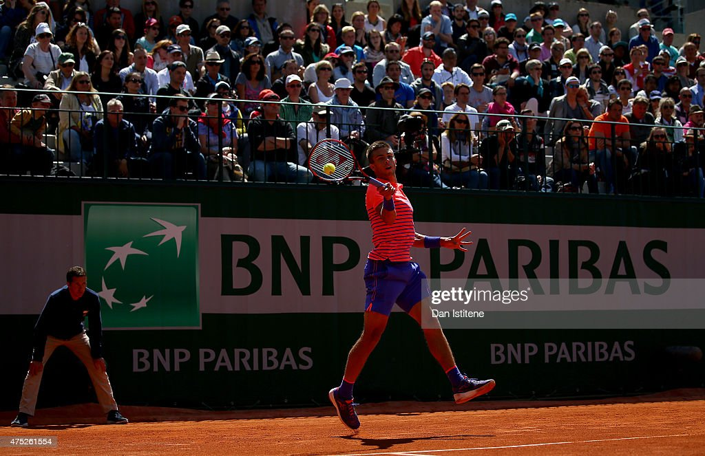 2015 French Open - Day Seven : News Photo