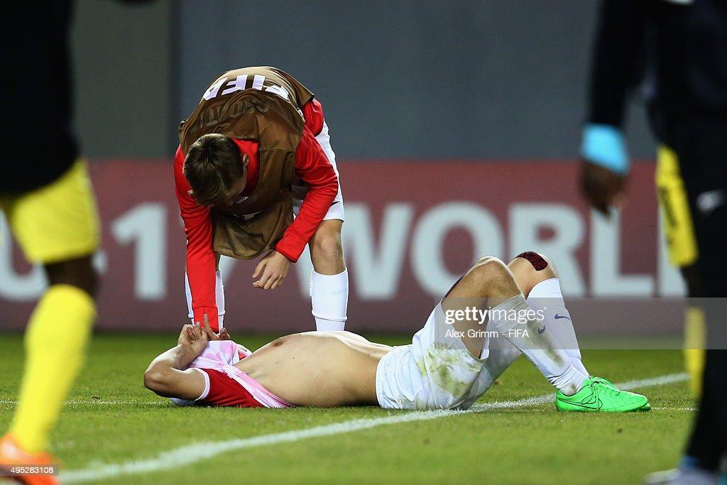 Croatia v Mali: Quarter Final - FIFA U-17 World Cup Chile 2015