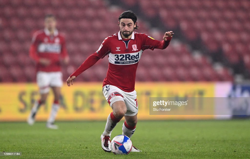 Middlesbrough v Rotherham United - Sky Bet Championship : ニュース写真
