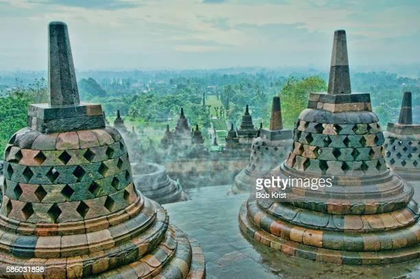 Borobudur on Java