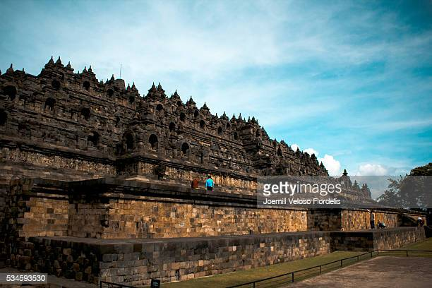 borobudur temple, indonesia - joemill flordelis stock pictures, royalty-free photos & images