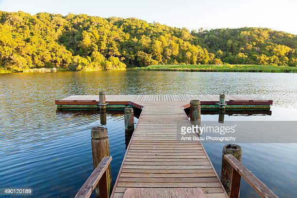 boronda lake foothills park, palo alto, california - palo alto stock pictures, royalty-free photos & images