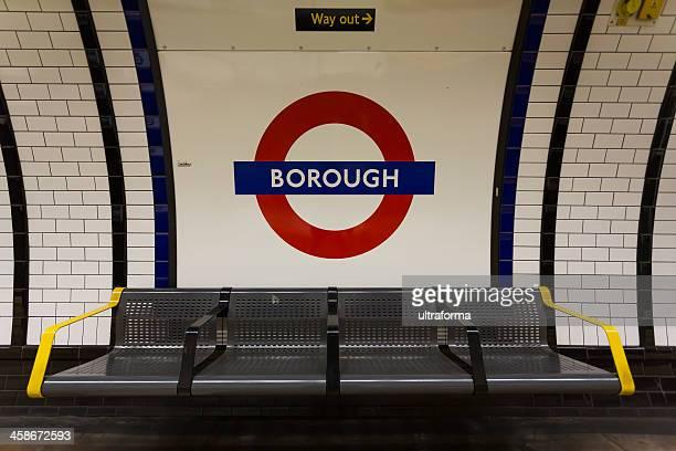 borough di londra - metropolitana di londra foto e immagini stock