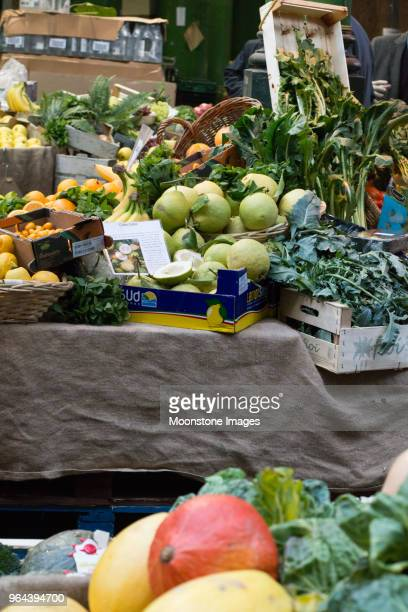 Borough Market in London, England