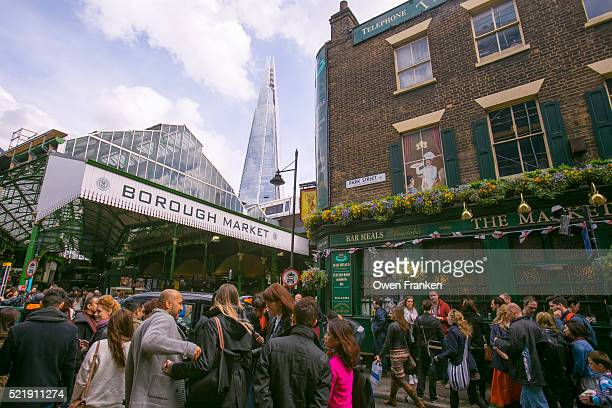 borough market, london - - borough market stock pictures, royalty-free photos & images