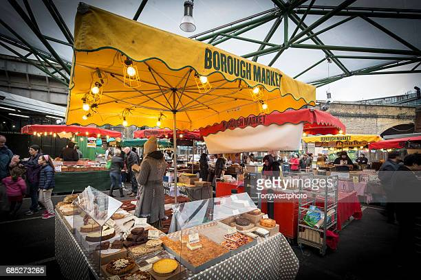 borough market, london - borough market stock pictures, royalty-free photos & images