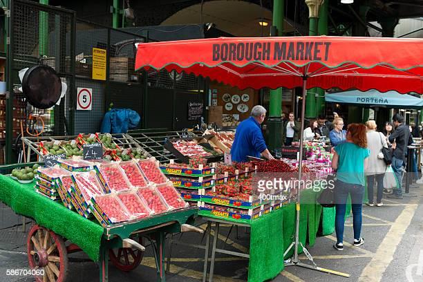 borough market - borough market stock photos and pictures