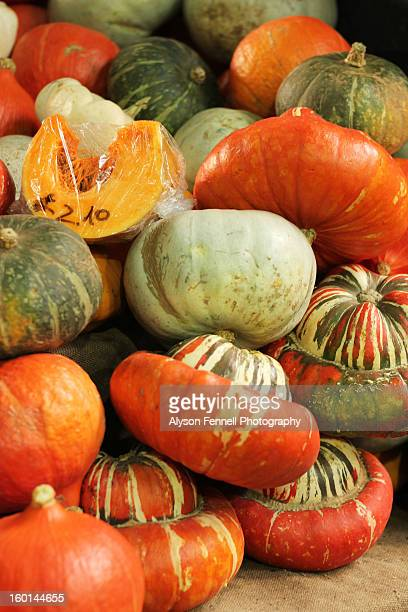 borough market pumpkins - alyson fennell stock pictures, royalty-free photos & images