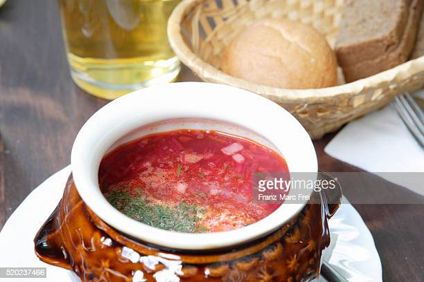 Borscht and Bread