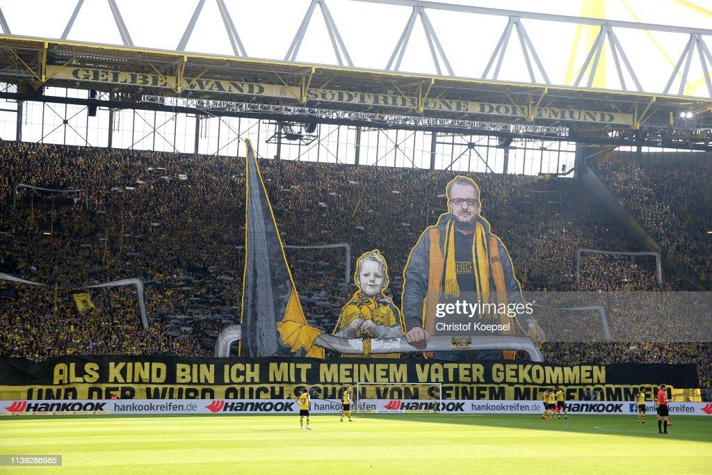 Borussia Dortmund v VfL Wolfsburg - Bundesliga : News Photo