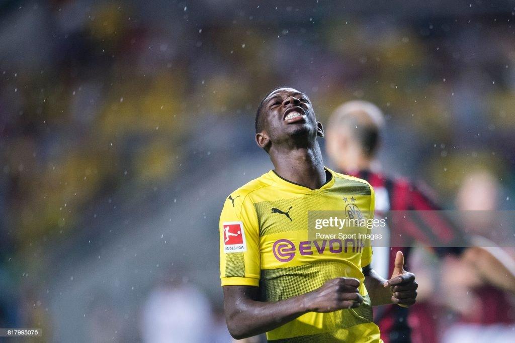 AC Milan v Borussia Dortmund - 2017 International Champions Cup China : News Photo