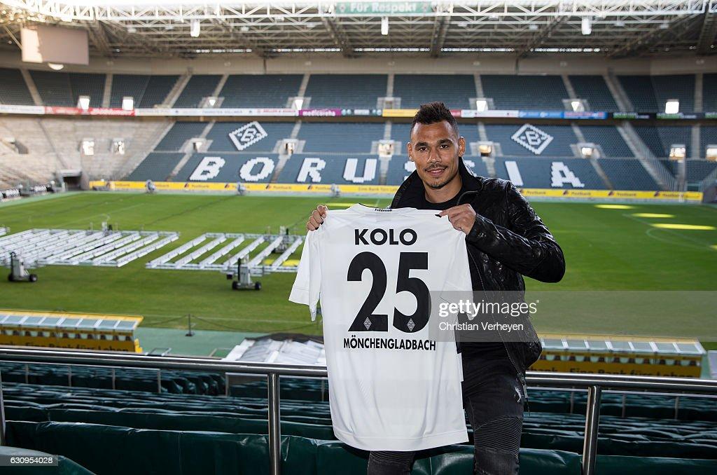 Borussia Moenchengladbach Unveils New Signing Timothee Kolodziejczak