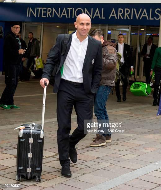Borussia Monchengladbach head coach Andre Schubert