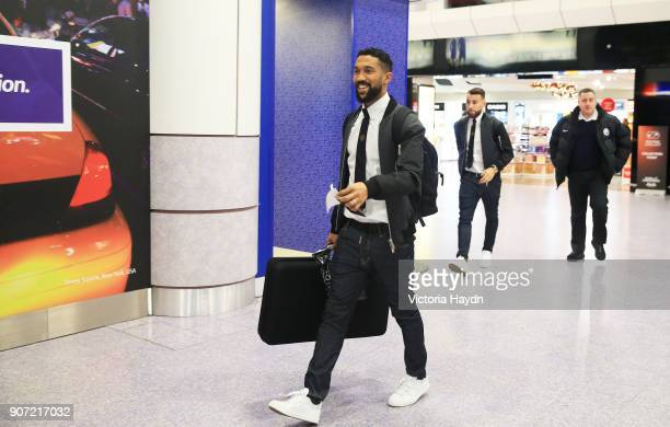 Borussia Monchengladbach v Manchester City UEFA Champions League Group Stage Manchester City Travel to Dusseldorf Manchester City's Gael Clichy...