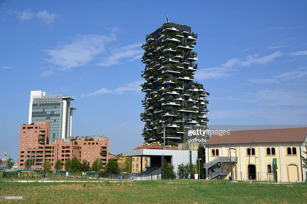 Giardino verticale milano. perfect progetto with giardino verticale