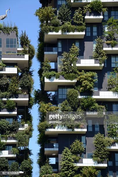 Bosco Verticale apartments, Milano