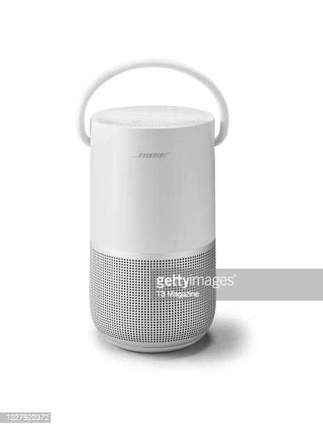 Bose Portable Home Speaker, taken on February 14, 2020.