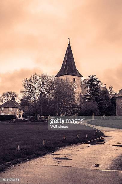 Bosham Church and Village Green, Bosham