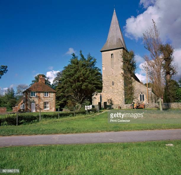 Bosham Church in Sussex 9th century