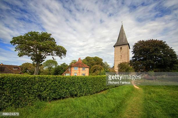 Bosham church tower