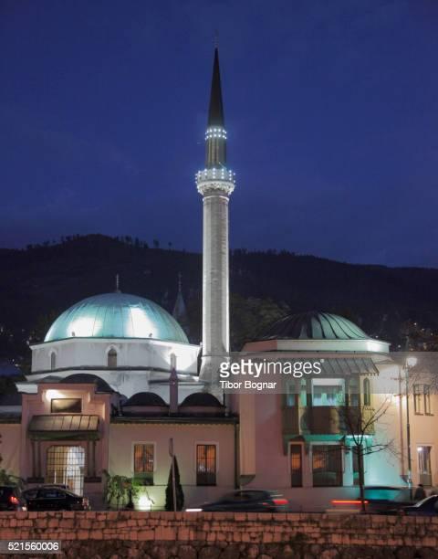 Bosnia and Herzegovina, Sarajevo, Emperor's Mosque,