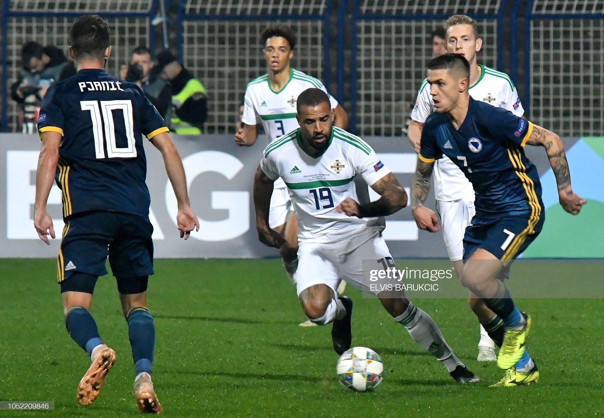 Bosnia-Herzegovina vs Northern Ireland Preview, prediction and odds