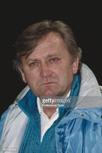 Bosnian former footballer and manager of the Yugoslavia national football team Ivica Osim pictured in 1992 the year that Yugoslavia qualified for the...