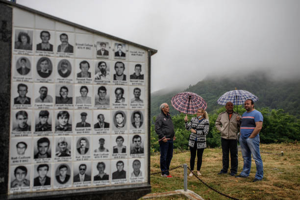 BIH: Bosnian Serbs Hold Their Own Commemoration Following Srebrenica Anniversary