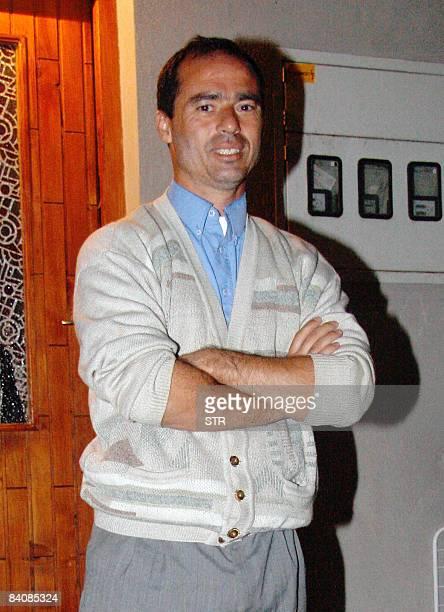 "Attacks-Guantanamo-Algeria-rights"" Algerian-born Bosnian Mustafa Ait Idir poses in front of his house in Sarajevo on 16 December, 2008. Idir and two..."