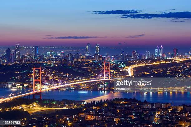 bosphorus, istanbul - istanbul province stock photos and pictures