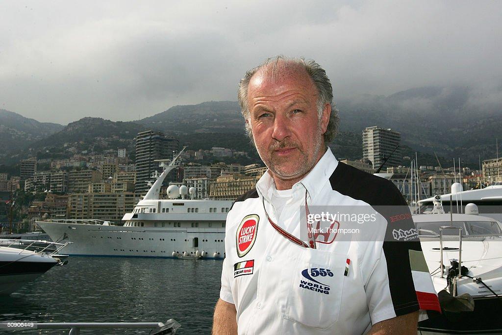 Formula One Monaco Grand Prix : News Photo