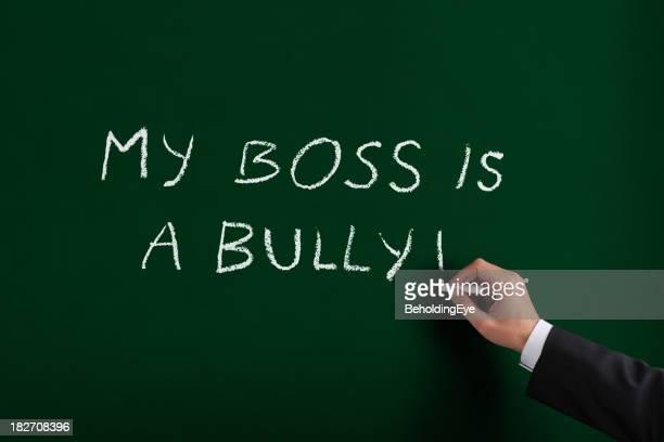 Boss is a Bully XL
