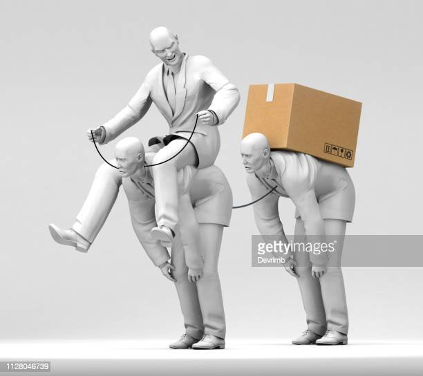 boss of slaves - dictator stock pictures, royalty-free photos & images