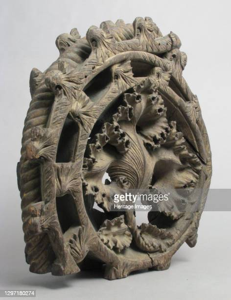Boss or Volute, British or South Netherlandish, late 15th century. Artist Unknown.