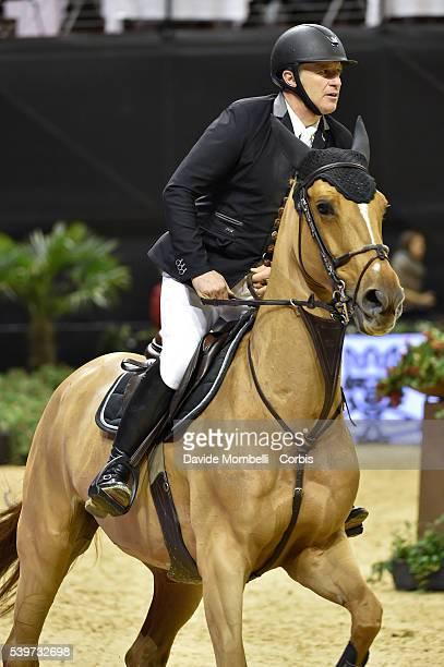 Bost Roger Yves Sydney Une Prince LONGINES GRAND PRIX CSI5* Basel Switzerland 2016