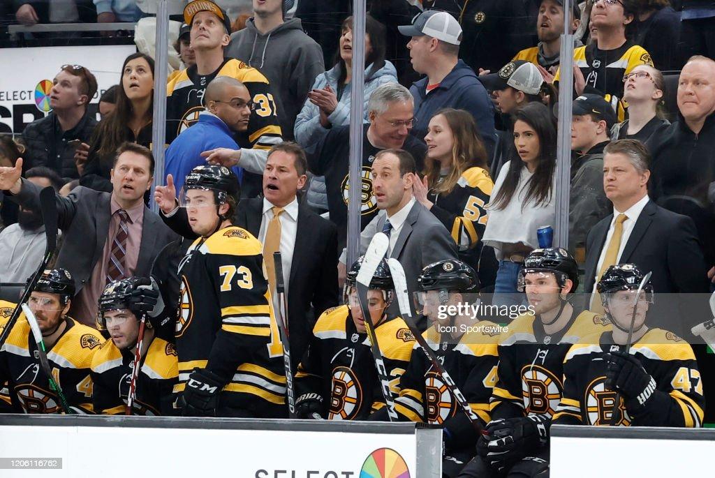 NHL: MAR 07 Lightning at Bruins : News Photo